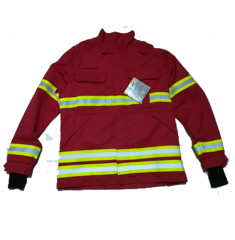 STV038002 - CASACO FLAME RESISTANT BOMBEIROS