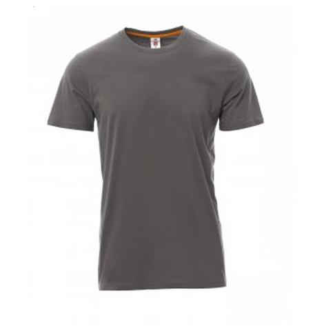 STV064SUNSET - T-shirt de gola redonda